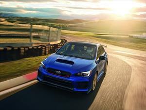 Subaru presenta ediciones limitadas de alto performance para el WRX STi y el BRZ