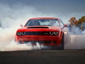 Dodge Challenger SRT Demon 2018: el rompe récords