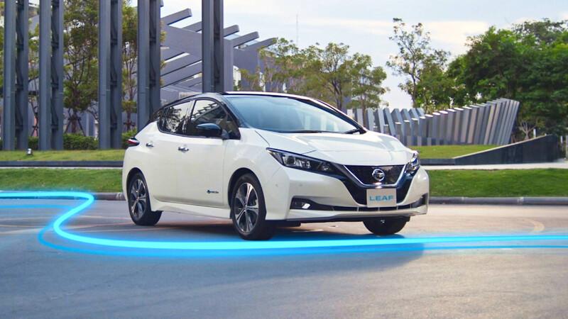 El Nissan LEAF celebra 10 años de vida