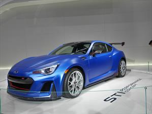 Subaru STI Performance Concept, poderoso deportivo