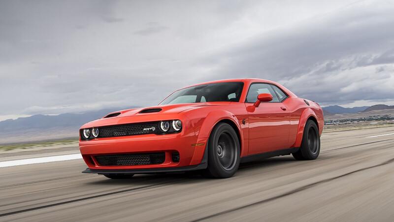 Dodge Challenger SRT Super Stock 2021, el rey de los piques