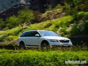 Test drive: Skoda Octavia Scout 2017