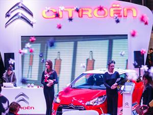 Citroën en el  BAFWeek 2013/2014
