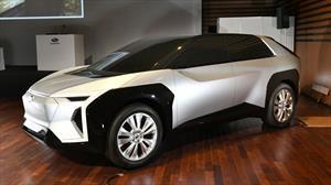 Subaru anuncia la electrificación de todos sus modelos