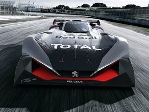 Peugeot L750 R Hybrid Gran Turismo, más radical y deportivo