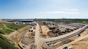 Porsche: la ampliación de la planta de Leipzig es un hecho
