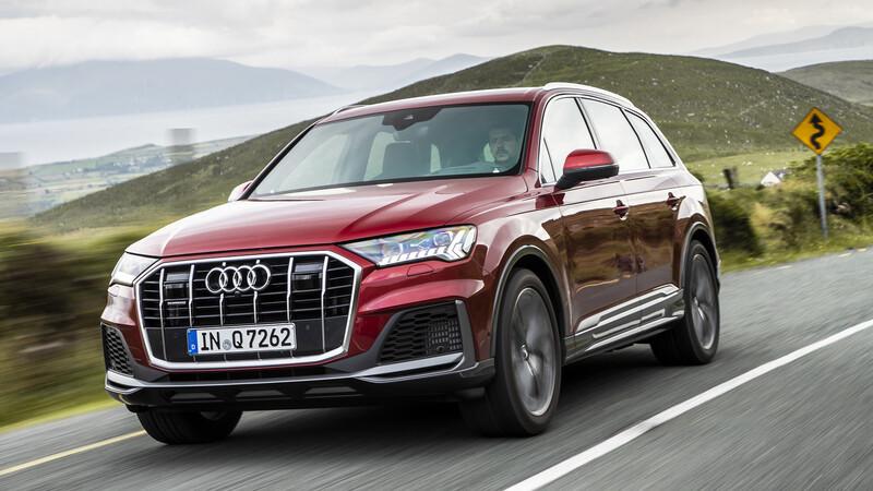 Audi Q7 lanza su actualización en Argentina