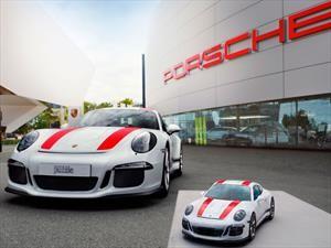 Porsche 911 R por Ravensburger, el deportivo que todos pueden tener