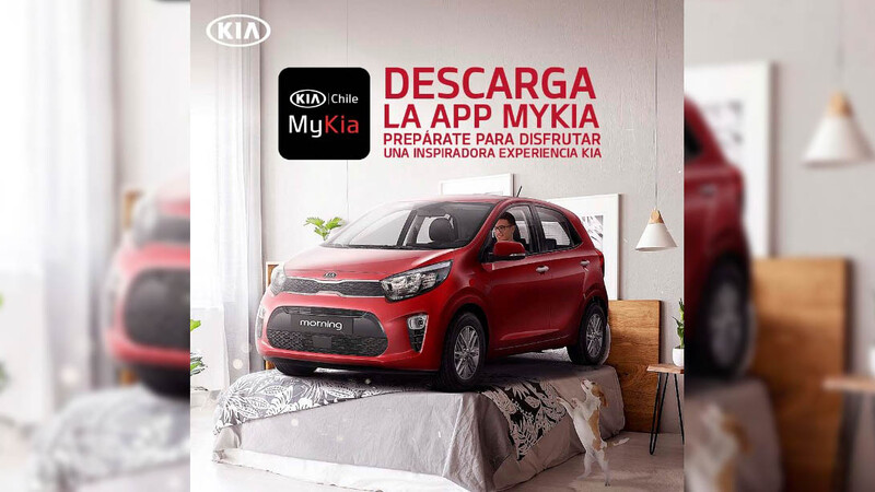 KIA presenta la App MyKia con servicios digitales para los clientes de la marca