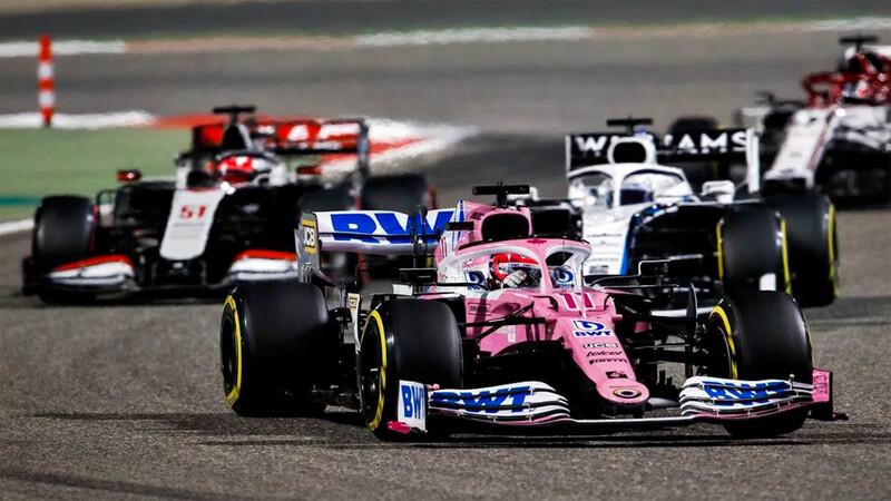 F1 2020: Sakhir nos dejó el triunfo de Checo y el desazón de Russell
