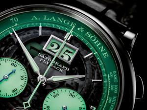 A. Lange & Söhne, el señor de la noche de los cronógrafos