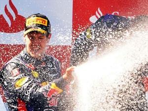 F1: Vettel es el Campeón 2013