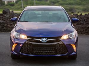 Toyota hace un recall a112,500 unidades de 5 modelos