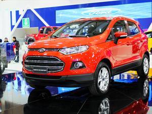 Ford Chile logra históricas cifras de ventas durante el 2012