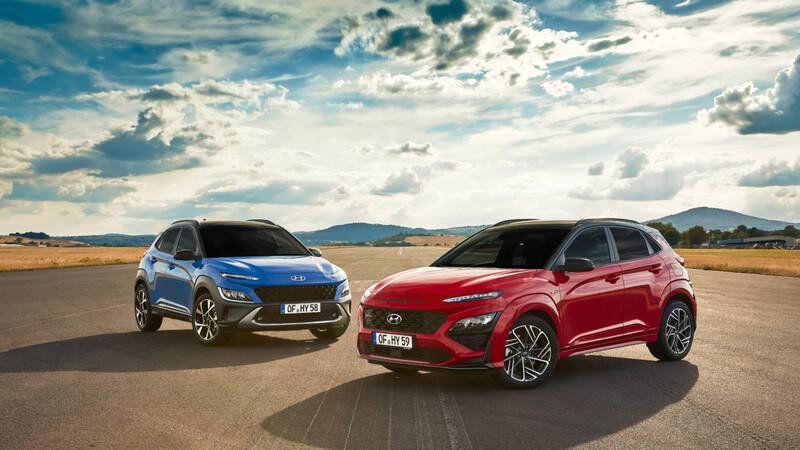 Hyundai KONA 2021, tendrá paquete N Line