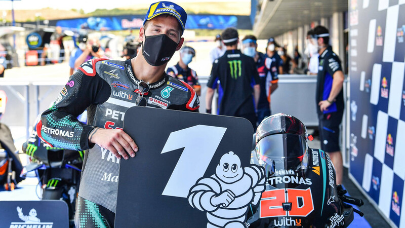 MotoGP 2020: La temporada da inicio, con el accidente de Marc Márquez