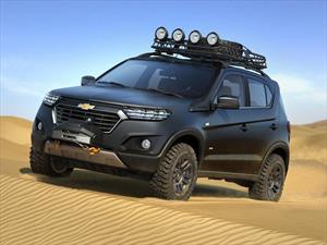 Chevrolet Niva Concept, revive el mito de Rusia