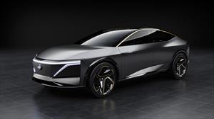 Nissan IMs e IMq debutarán en el Salón de Shanghái 2019
