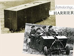 Harrier, Jeep plegable para disfrutar en todo momento