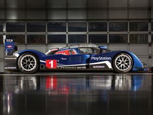 Ya podés comprarte este Peugeot 908 HDi FAP que corrió en Le Mans