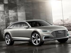 Audi Prologue Allroad, crossover, híbrido y con más de 700 CV