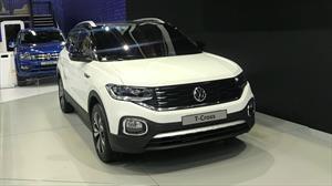 Volkswagen T-Cross hace su entrada triunfal a Colombia