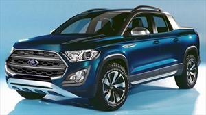 ¿Ford Courier 2021? una nueva pick up hecha en México que competiría contra la Oroch