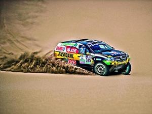 Renault presenta su equipo para el Rally Dakar 2018