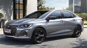 Chevrolet Onix Plus 2020 es el hermano mayor del Aveo
