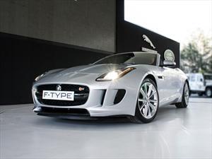 Jaguar F-Type 2014 llega a México desde $94,900 USD