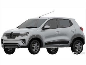 Renault Kwid eléctrico, ya tenemos algunas imágenes