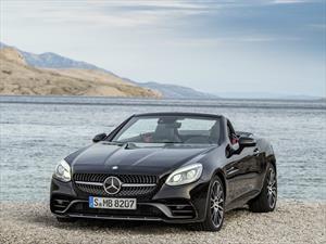 Mercedes-AMG SLC 43, potente roadster