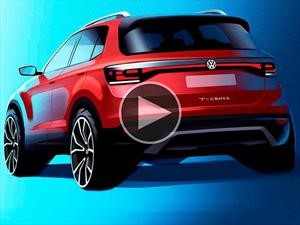 Video: Volkswagen T-Cross, la SUV pequeña que se viene