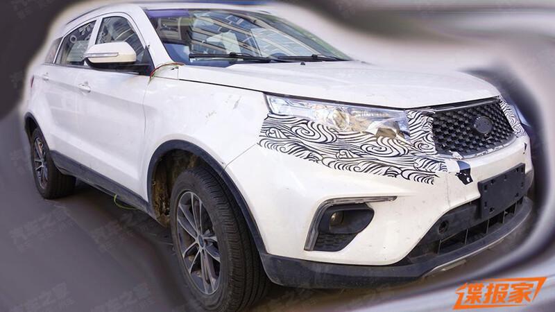 Ford Territory 2022, se aproxima la renovación