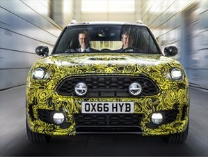 MINI Countryman Plug-in Hybrid, promete mucha eficiencia