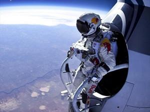 Felix Baumgartner es el hombre más veloz del mundo