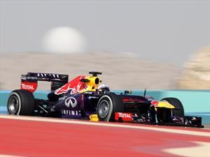 F1: Vettel y Red Bull vuelven a ganar en Bahrein, Checo queda en sexto