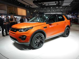 Land Rover Discovery Sport 2015 se presenta