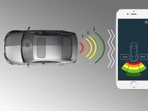 Innovadores sensores de parqueo