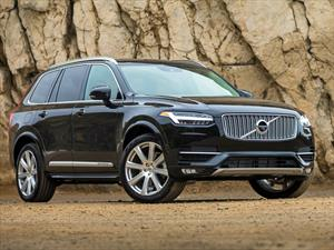 Volvo XC90 2016 es nombrado Crossover of Texas 2015