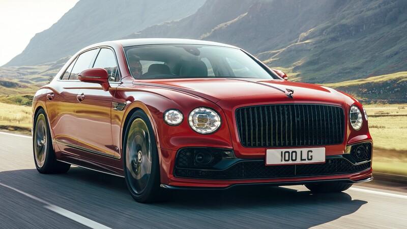 Bentley Flying Spur V8, más ligero y accesible