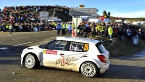 WRC Montecarlo: El gran susto de Ogier