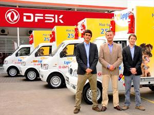 DFSK y Lipigas sellan importante alianza