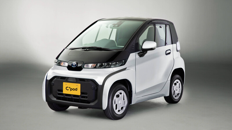Toyota inventa un nuevo concepto de auto biplaza
