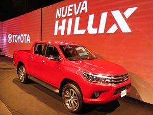 Se presenta la nueva Toyota Hilux