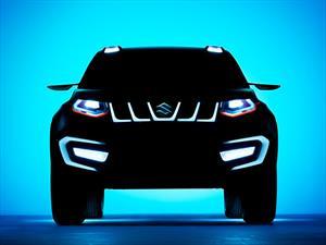 Suzuki iV-4 Concept se presenta
