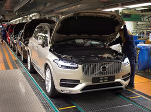 Volvo anuncia una nueva planta en EE.UU.