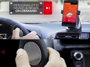 Controlá tu celular desde el volante
