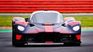 WEC: ¿Verstappen correrá para Aston Martin en Le Mans?