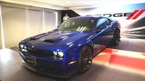 Dodge Challenger SRT Hellcat Redeye Widebody debuta